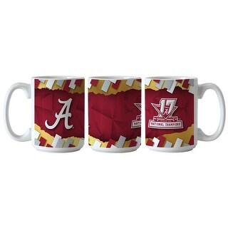 Alabama Crimson Tide 2017-18 National Champions Sublimated Mug