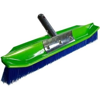 "SweepEase 654367706299 Poly Bristle Aquadynamic Pool Brush, 18"""