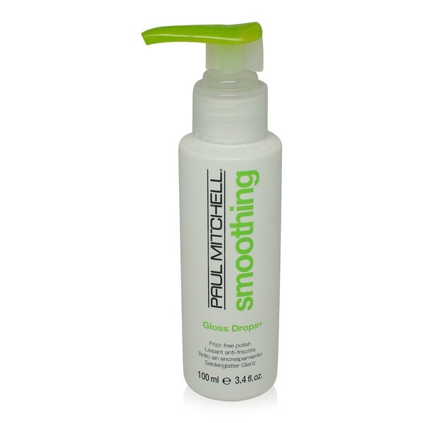 Paul Mitchell Smoothing Gloss Drops - 3.4 Oz