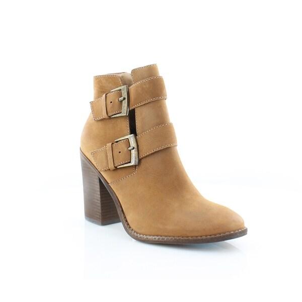 Steve Madden Trevur Women's Boots Cognac - 8