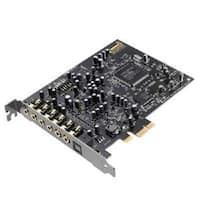 Creative Labs 30SB155000001 Sound Blaster Audigy RX SI Bulk