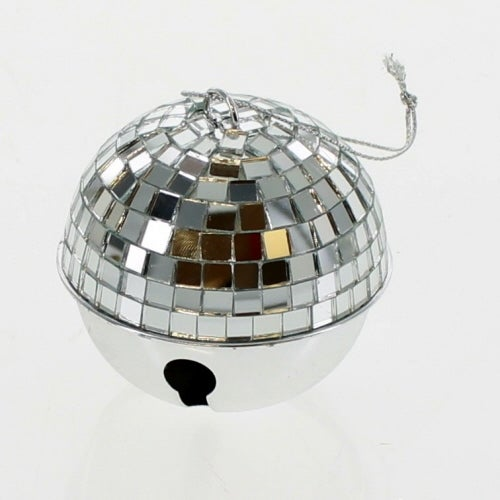 "Roman 2.5"" Disco Jingle Ball Ornament (32199)"