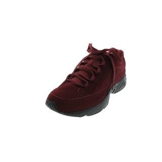 Ryka Womens Catalyst 3 Suede Contrast Sole Fashion Sneakers - 9 medium (b,m)