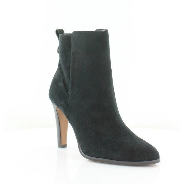 Coach Jemma Women's Boots Black Suede