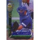 Matt Treasnor Kansas City Royals 1994 Signature Rookies Autographed Card  This item comes with a ce