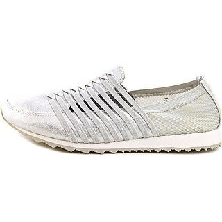 Easy Spirit Womens lehni Fabric Low Top Slip On Walking Shoes (More options available)