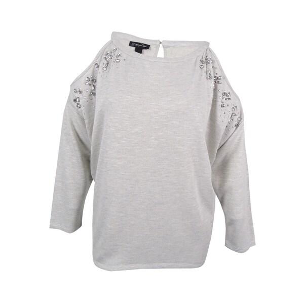 5b25e202b34 Shop INC International Concepts Women s Plus Sweatshirt (3X