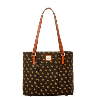 Dooney & Bourke Gretta Small Lexington (Introduced by Dooney & Bourke at $228 in Jun 2015) - brown tmoro