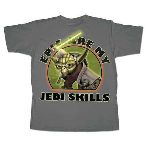 Star Wars Yoda Epic Skills Youth (8-20) T-Shirt