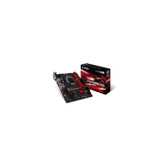 MSI USA B250M GAMING PRO Desktop Motherboard B250M GAMING PRO Desktop Motherboard