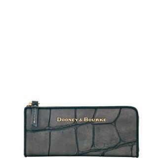 Dooney & Bourke Denison Zip Clutch Wallet (Introduced by Dooney & Bourke at $158 in Aug 2017)