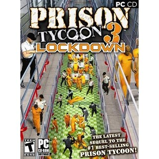 Prison Tycoon 3: Lockdown - Windows PC