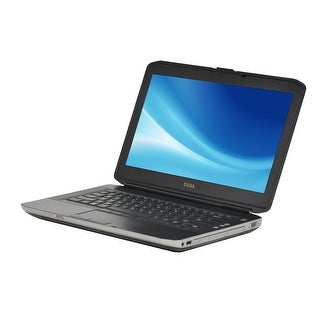 Dell Latitude E5430 3rd Gen Core i3-3110M 2.4GHz 8GB RAM 320GB HDD DVD Win 10 Pro 14-inch Laptop (Refurbished)