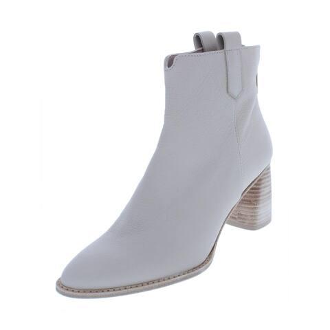 8e0cb0982728 ... Knee High Fashion Boots. Details. Stuart Weitzman Womens Novako Booties  Leather Ankle
