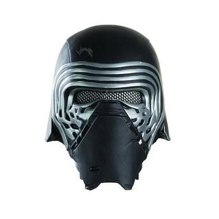 Star Wars The Force Awakens Child Costume Accessory Kylo Ren Half Helmet