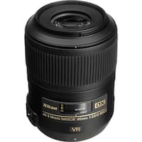 Nikon AF-S DX Micro NIKKOR 85mm f/3.5G ED VR Lens (International Model)