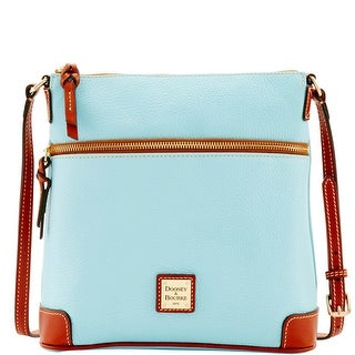 Dooney & Bourke Pebble Grain Crossbody (Introduced by Dooney & Bourke at $188 in Apr 2016) - Pale Blue
