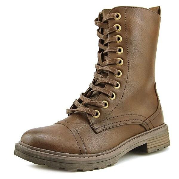 Wanderlust Holly Women DK Brown Boots