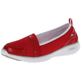 Propet Womens Travellite Athletic Slip On Walking Shoes