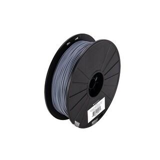 Monoprice Select PLA Plus+ Premium 3D Filament - Gray - 1.75mm, 700g/spool