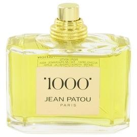 Eau De Parfum Spray (Tester) 2.5 oz 1000 by Jean Patou - Women