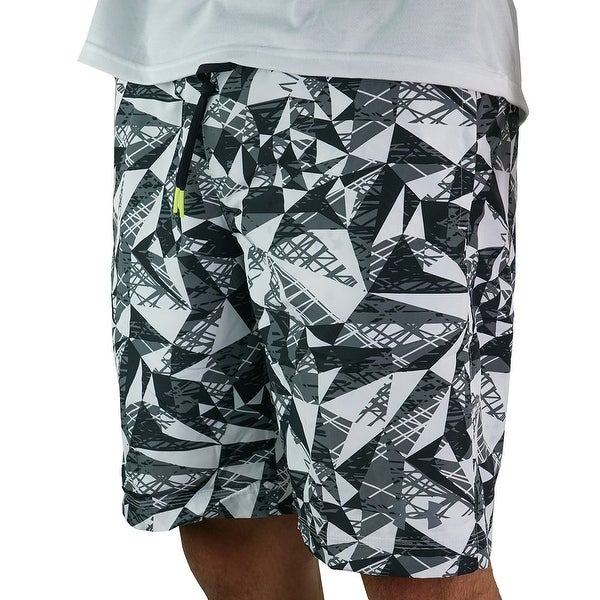 09c022f69bf Shop Under Armour Men's UA Heatgear Lightweight Printed Shorts - Free  Shipping On Orders Over $45 - Overstock - 23598986