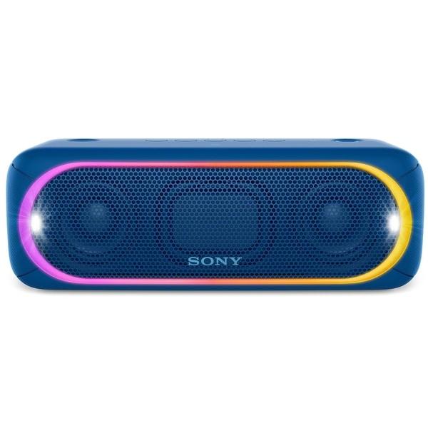 Sony SRS-XB30 Bluetooth Speaker (Blue)