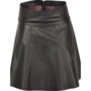 Durango Western Skirt Womens Leather Company Tottie Flared DLC0027