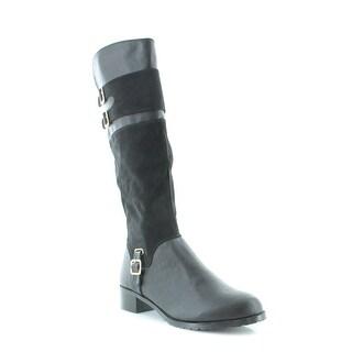 Bella Vita Adriann II Women's Boots Black Fabric
