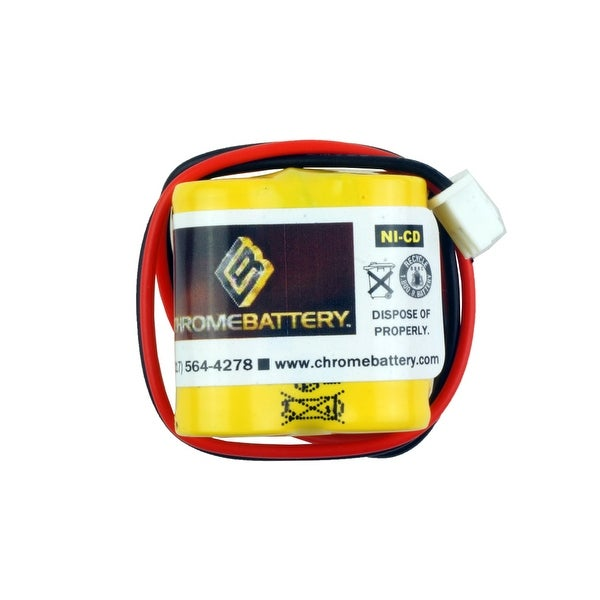 Emergency Lighting Replacement Battery -BST Battery D-2/3AA400MAH 4.8V