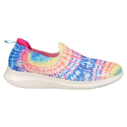 Skechers Ultra Flex Harmonious Walking Womens Walking Sneakers Shoes