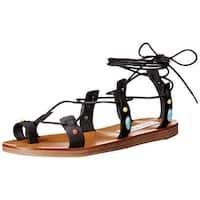 Steve Madden Women's Raae Gladiator Sandal