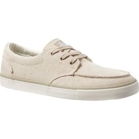 Reef Men's Deckhand 3 TX Sneaker Vintage Cotton