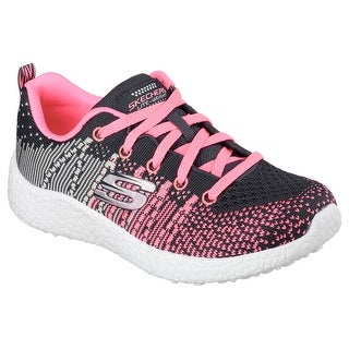 Skechers 81908 CCPK Girl's BURST-ELLIPSE Training