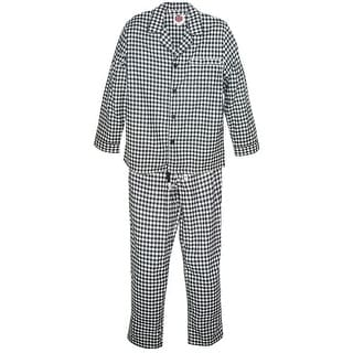 Majestic International Men's Flannel Huntsman Pajama Set