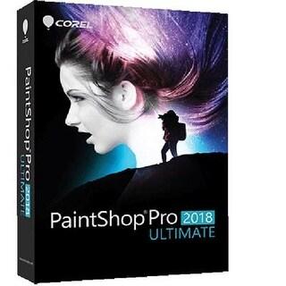 Corel Corporation - Psp2018ulenmbam - Paintshop Pro2018 Ult Minibox