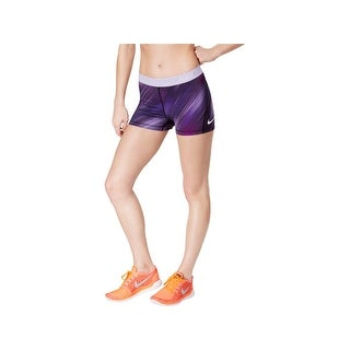 Nike Womens Pro Cool Shorts Training Printed