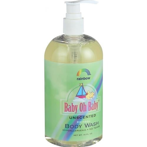 Rainbow Research - Baby Body Wash Unscented ( 2 - 16 FZ)