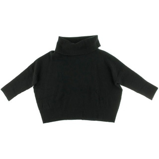 Autumn Cashmere Womens Wool Oversized Pullover Sweater - M
