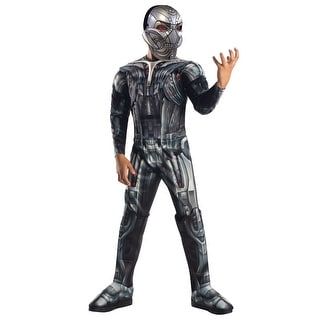 Child Avengers 2 Deluxe Ultron Costume
