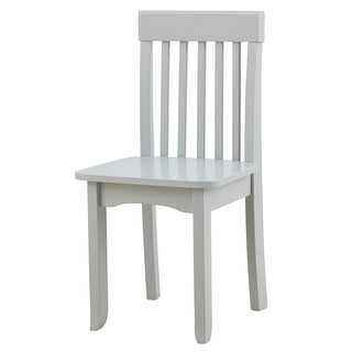 KidKraft: Avalon Chair - Gray Fog