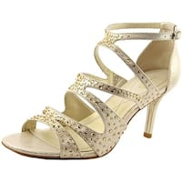 Alfani Womens Capucen Open Toe Special Occasion Strappy Sandals