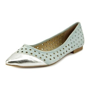 Sole Society Madyson Pointed Toe Suede Flats