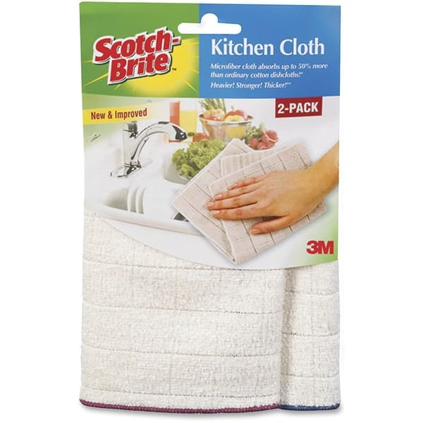 Scotch Brite Kitchen Cleaning Cloth Overstock 5566664