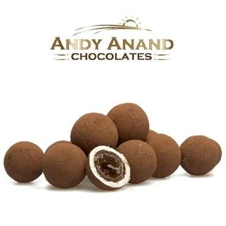 Andy Anand Chocolate Tiramisu Cordials Gift Box 1 lbs