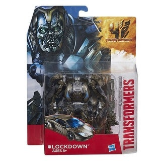 Transformers Age Of Extinction Generations Deluxe Class Lockdown Figure