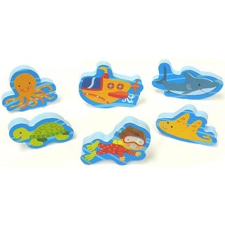 Deep Sea Dive 6 Piece Foam Puzzle