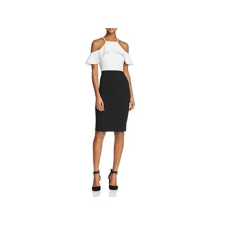 Laundry by Shelli Segal Womens Special Occasion Dress Sleeveless Knee-Length - 14