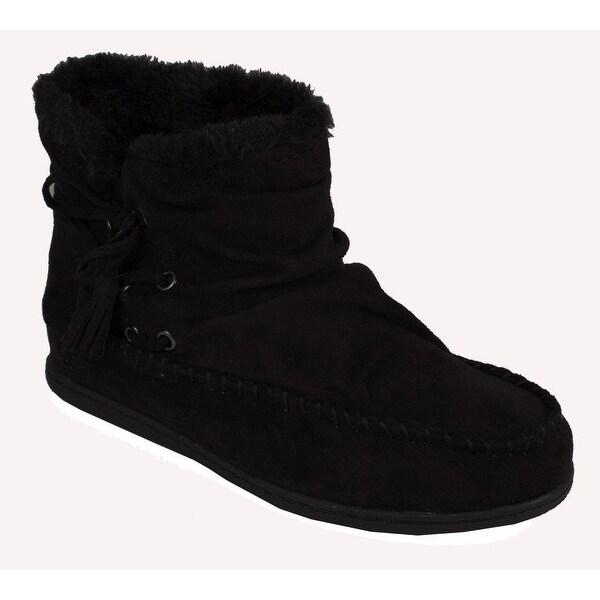 Soda Women Chai-S Boots - black imsu
