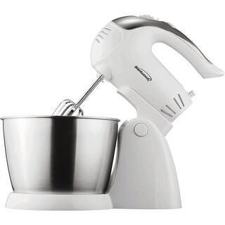 Brentwood Appliances - Sm-1152 - 5-Spd Stand Mxr W Bowl